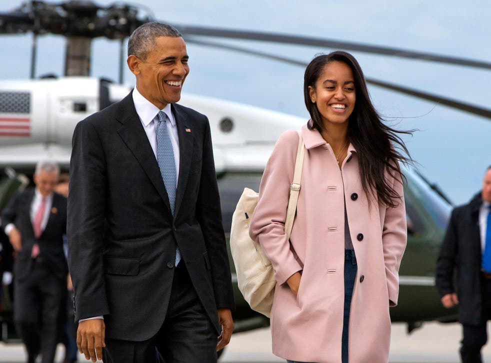 The White House announced Malia Obama will attend Harvard University after taking a gap year
