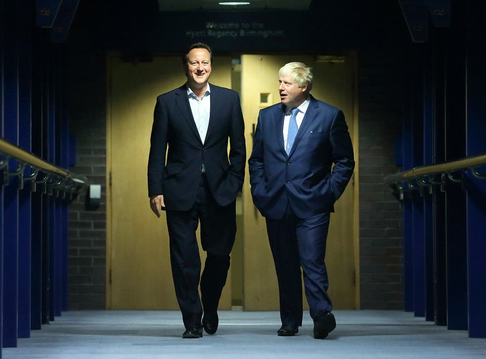 The Prime Minister's relationship with Boris Johnson will play a critical role in the aftermath of the vote