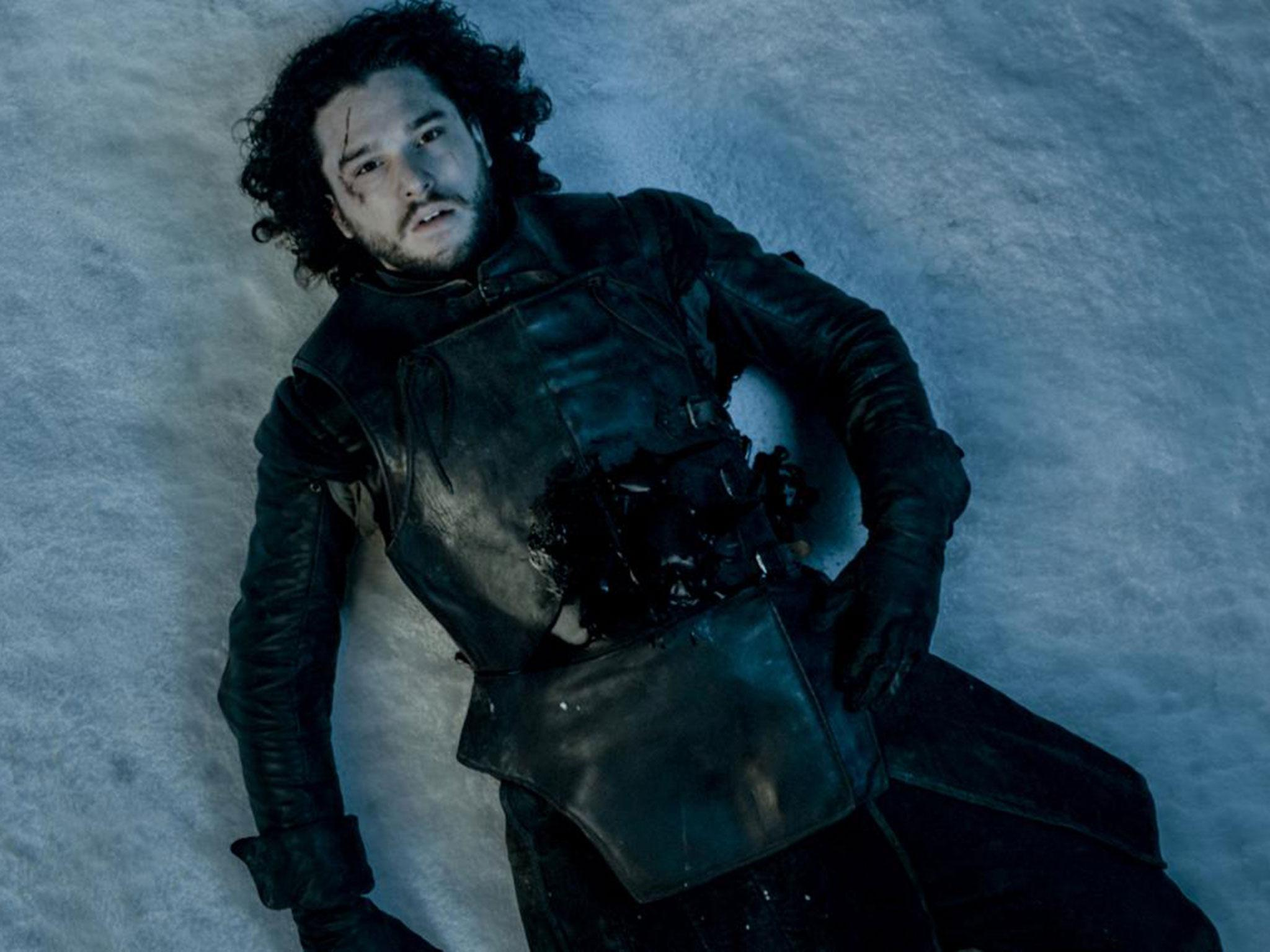 Game Of Thrones Season 6 Kit Harington Had To Lie To Cast About
