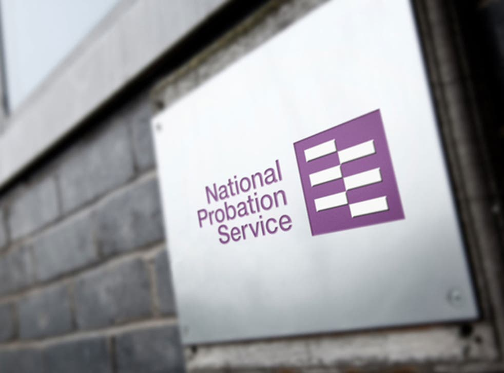 The National Probation Service was split in 2014, with some 70 per cent of its work outsourced to private companies