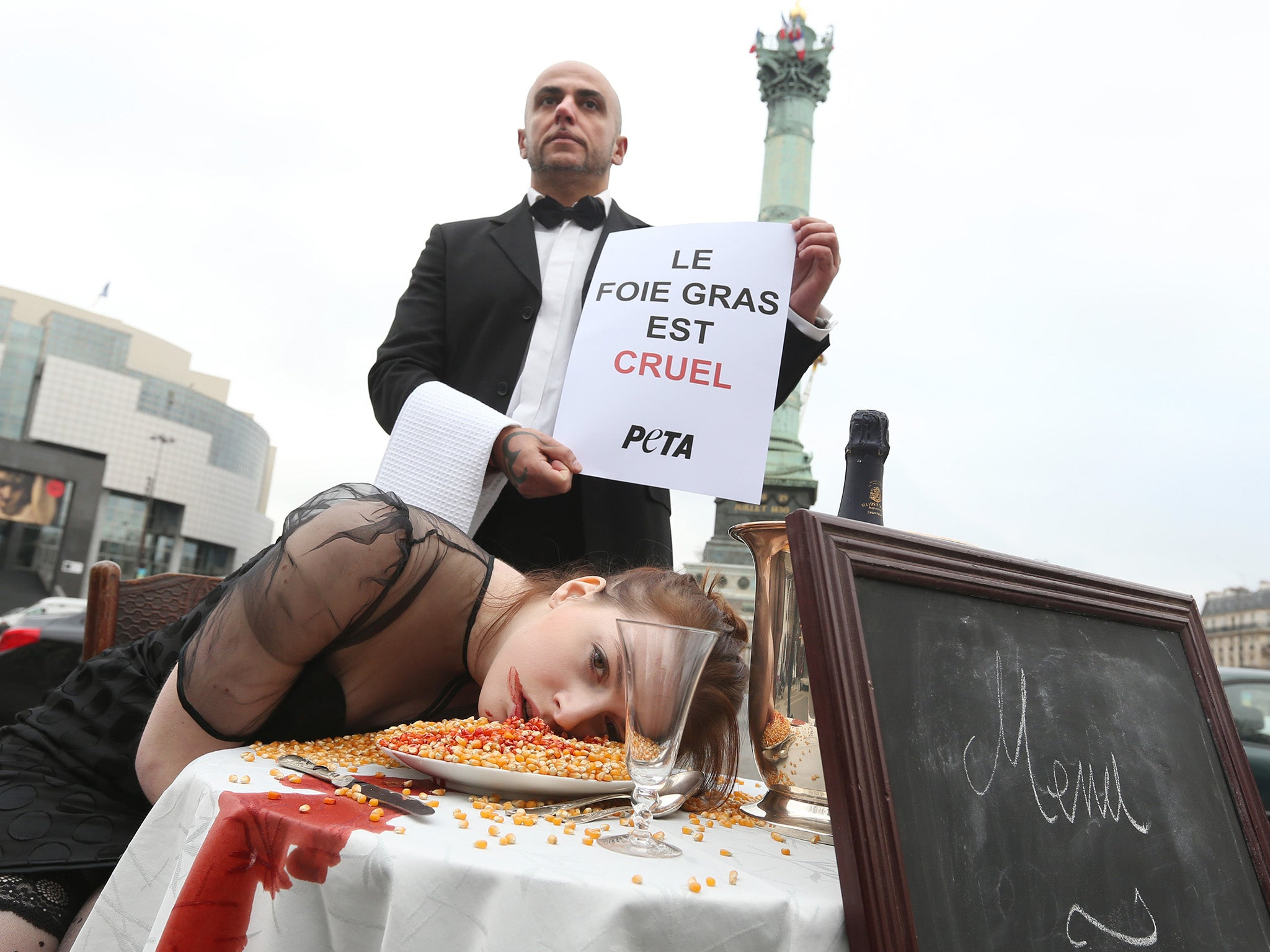 Foie gras set to be banned in New York City 1