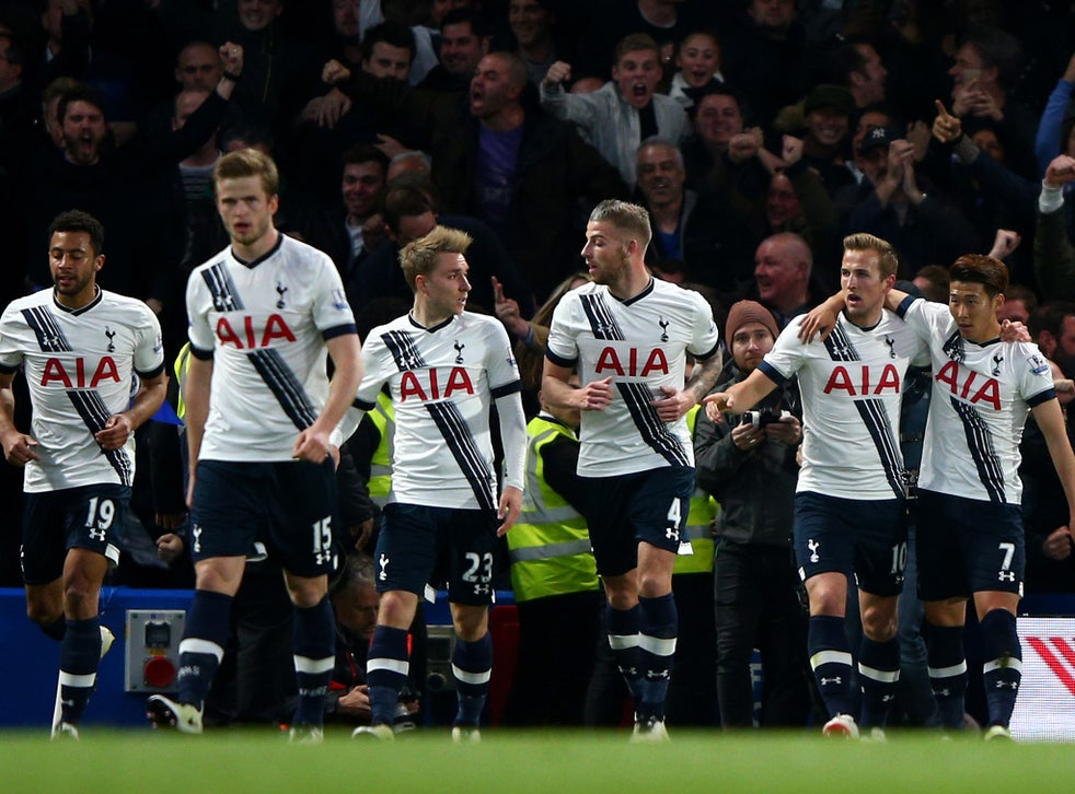 Chelsea 2 Tottenham 2 Mauricio Pochettino Refuses To Condemn Heated Spurs Players Despite Nine Yellow Cards The Independent The Independent