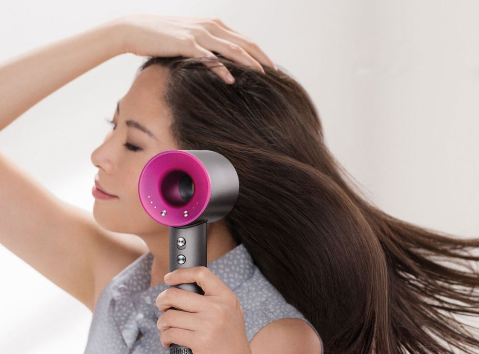 Dyson Supersonic Review Dyson S First Hairdryer Is Set To Be A Flyaway Success The Independent The Independent