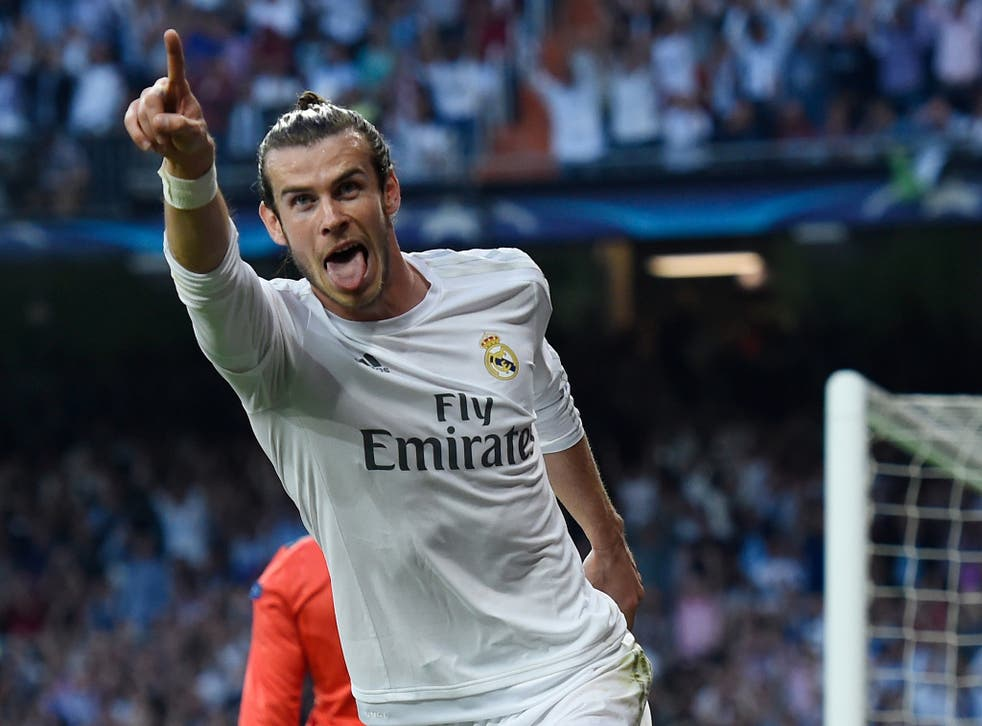 Gareth Bale was the inspiration behind Real Madrid's semi-final victory over Manchester City