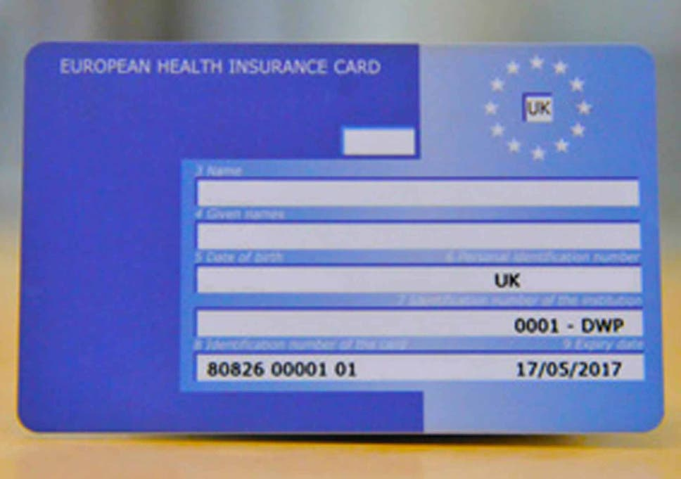 european health insurance card renewal online free
