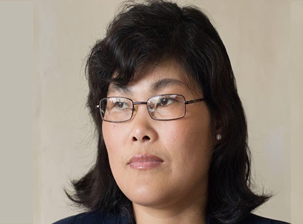 Jihyun Park is one of 1,000 North Korean defectors currently living in Britain