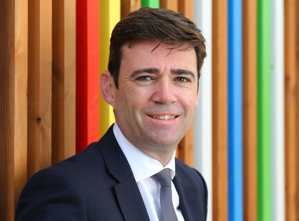 Mr Burnham has been criticised for his comments in which he appeared to criticise freedom of movement