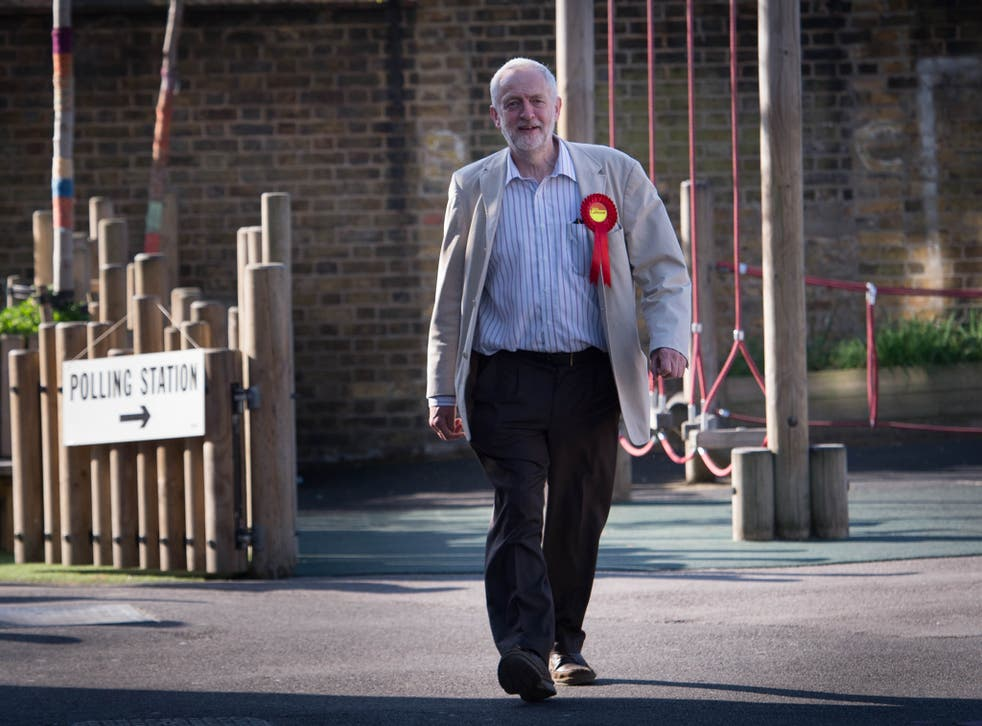 The London mayoral election is expected to bring better news for Jeremy Corbyn and Labour