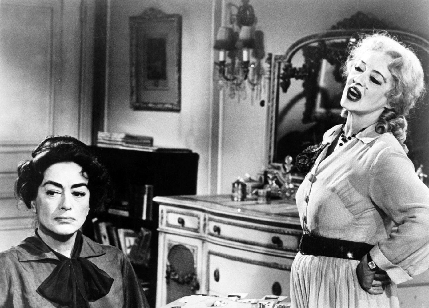 Ryan Murphy to bring notorious Joan Crawford and Bette ...