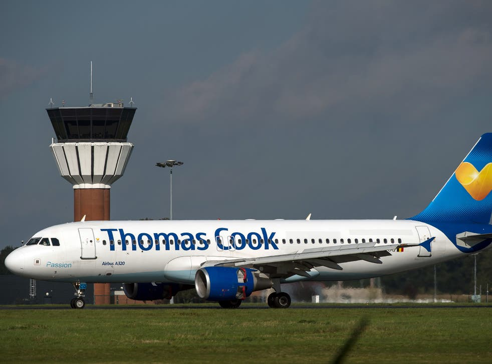 Thomas Cook faces a walkout of over 1,000 walkout over 20 minute breaks