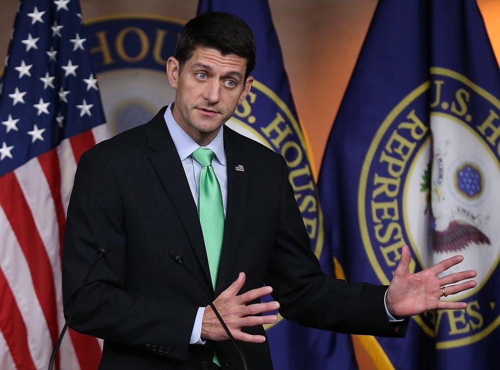 House Speaker Paul Ryan told members they must abide by the dress code