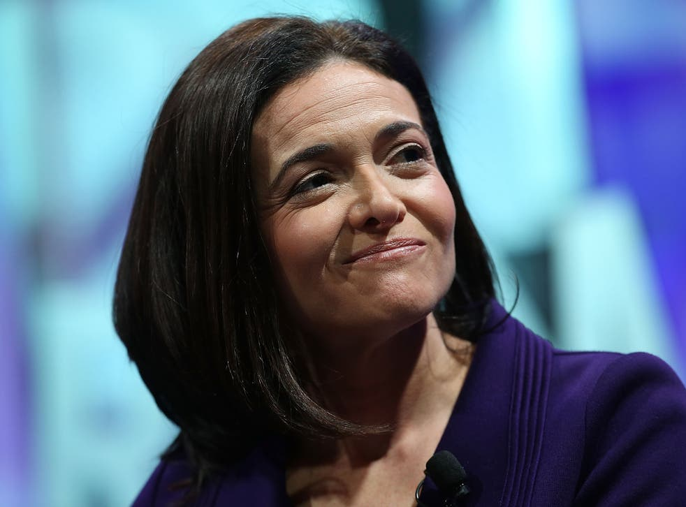 Sheryl Sandberg's latest book is about the sudden loss of her husband in 2015