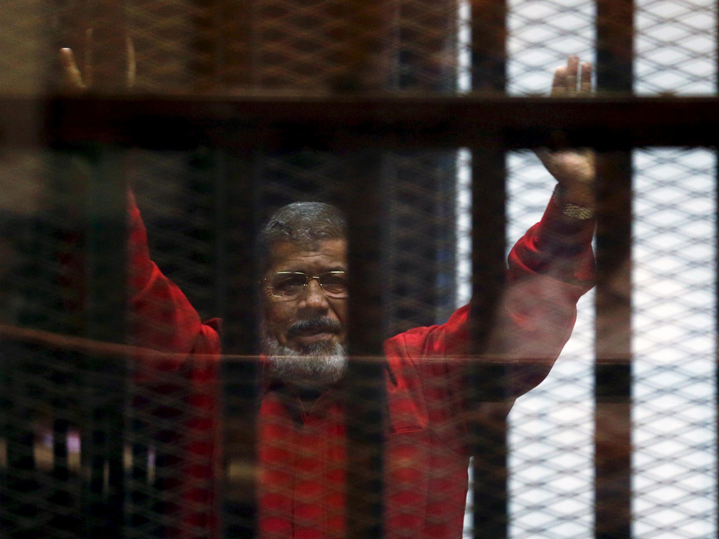 Egyptian Court Recommends Death Penalty For Journalists But Postpones  Ruling For Morsi  The Independent