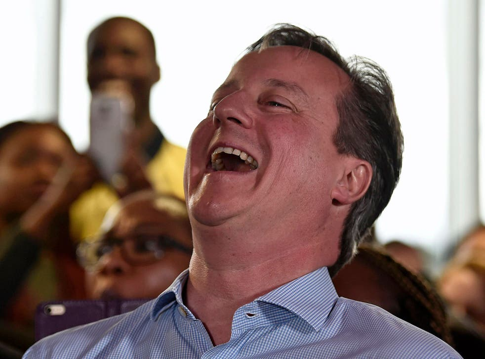 Prime Minister David Cameron is among those private individuals who have profited from offshore tax companies identified in the Panama Papers