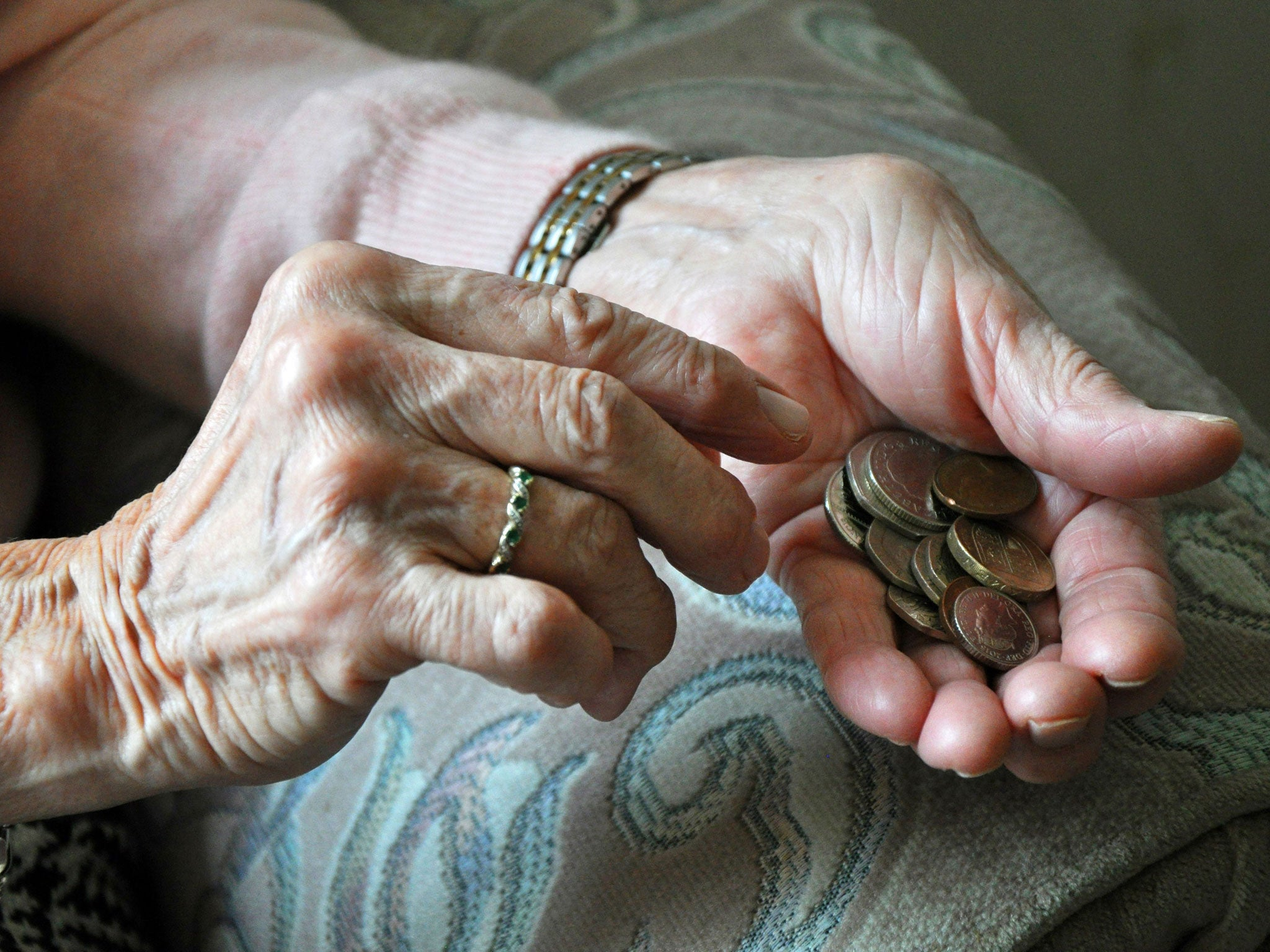 'It was a case of heat or eat': Why women want the pension age dropped to 60