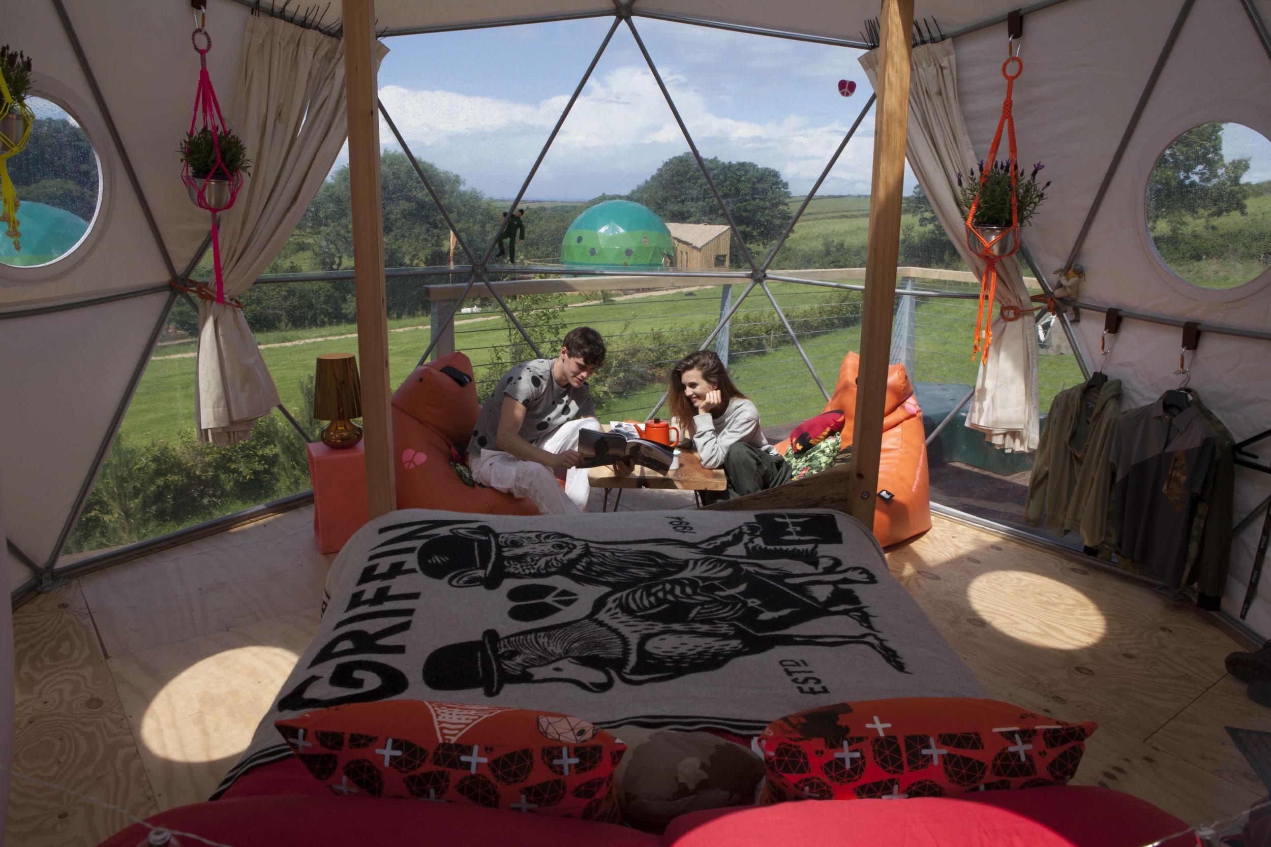 10 of the best luxury coastal campsites in Britain