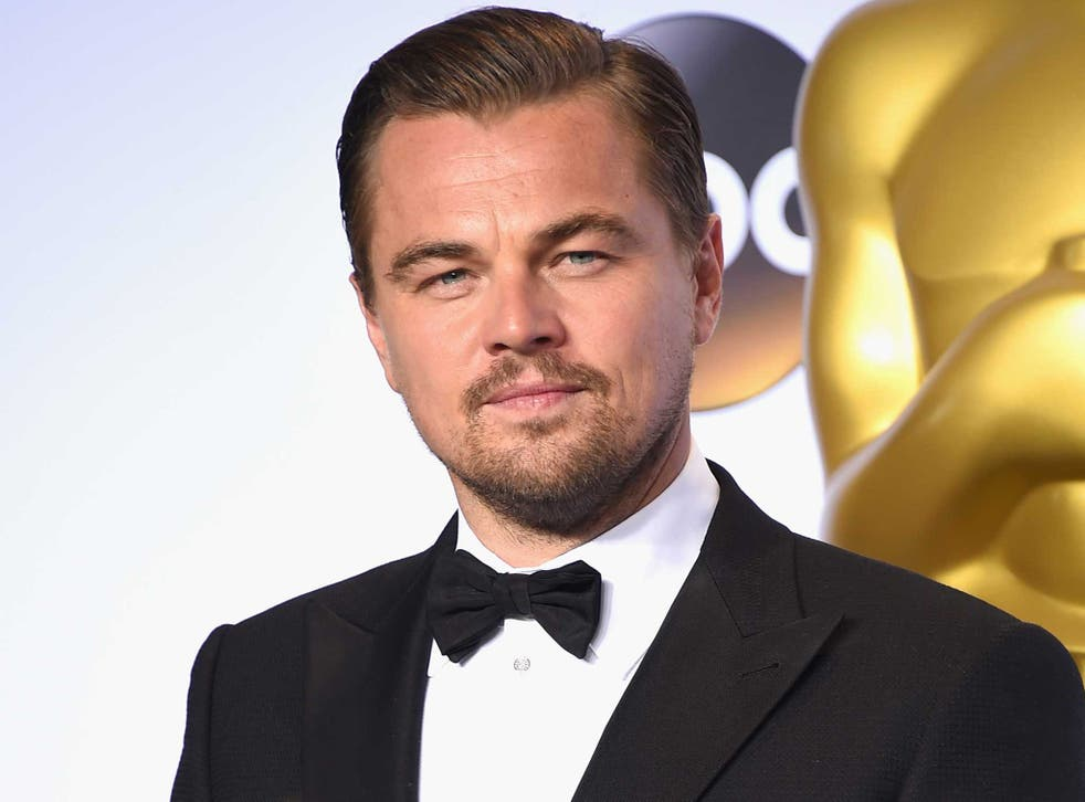 Mr DiCaprio recently spoke at a United Nations summit on climate change
