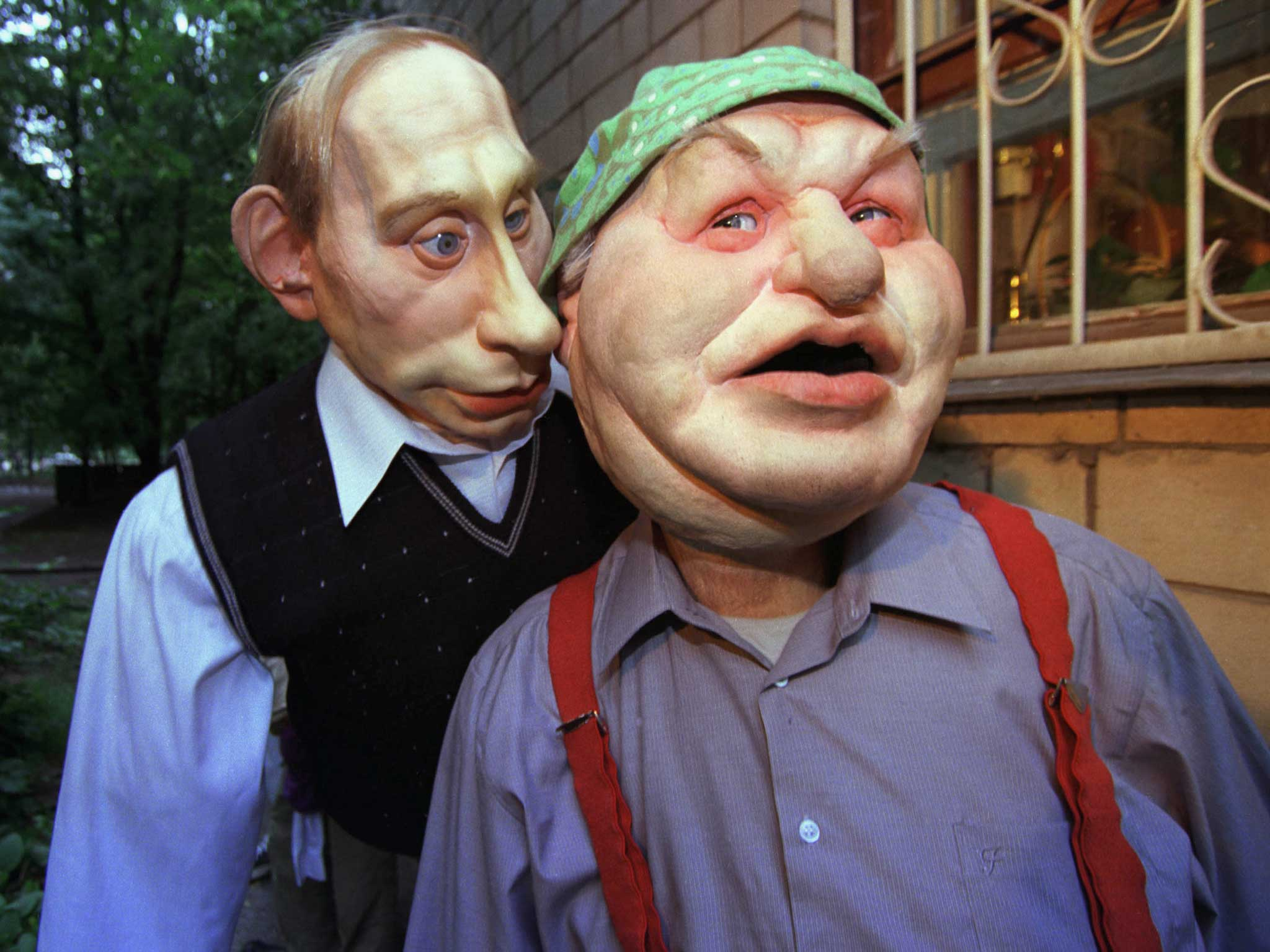 The Rise And Risks Of Political Satire In Putin S Russia The