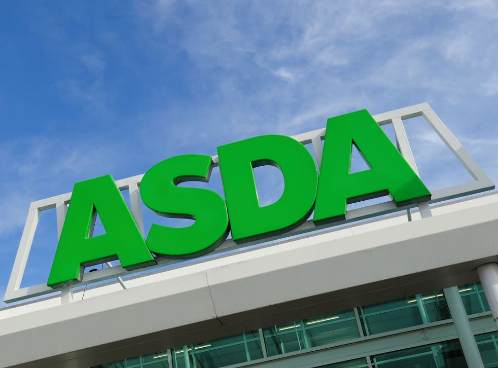 The Asda Living store at the Manchester Fort shopping centre also opened an hour early at 8am on Saturday
