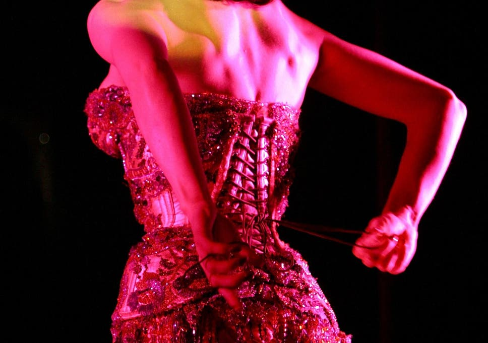 7eeac350e A waist Of Time - the contemporary revival of the corset