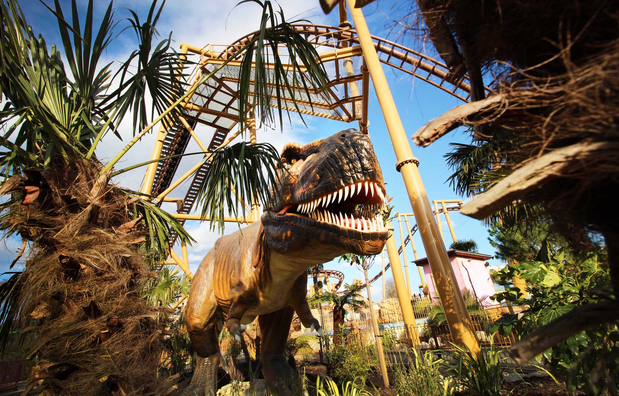 the uk's 10 best theme parks