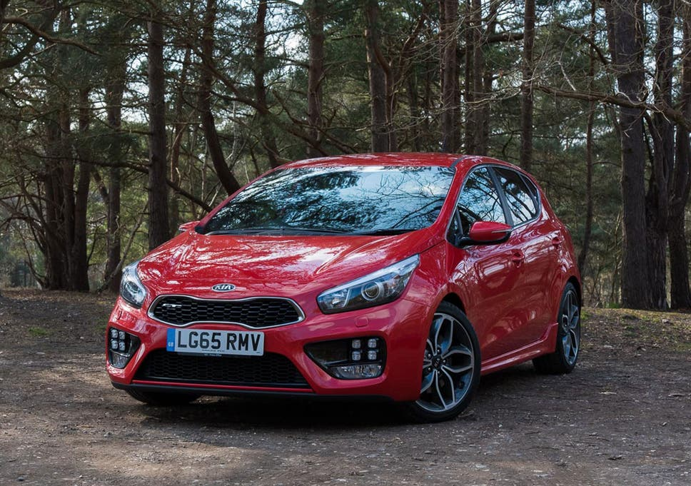 Kia Cu0027eed GT, Car Review: Revised Hatch Is Warmer Than Standard, But Not Hot
