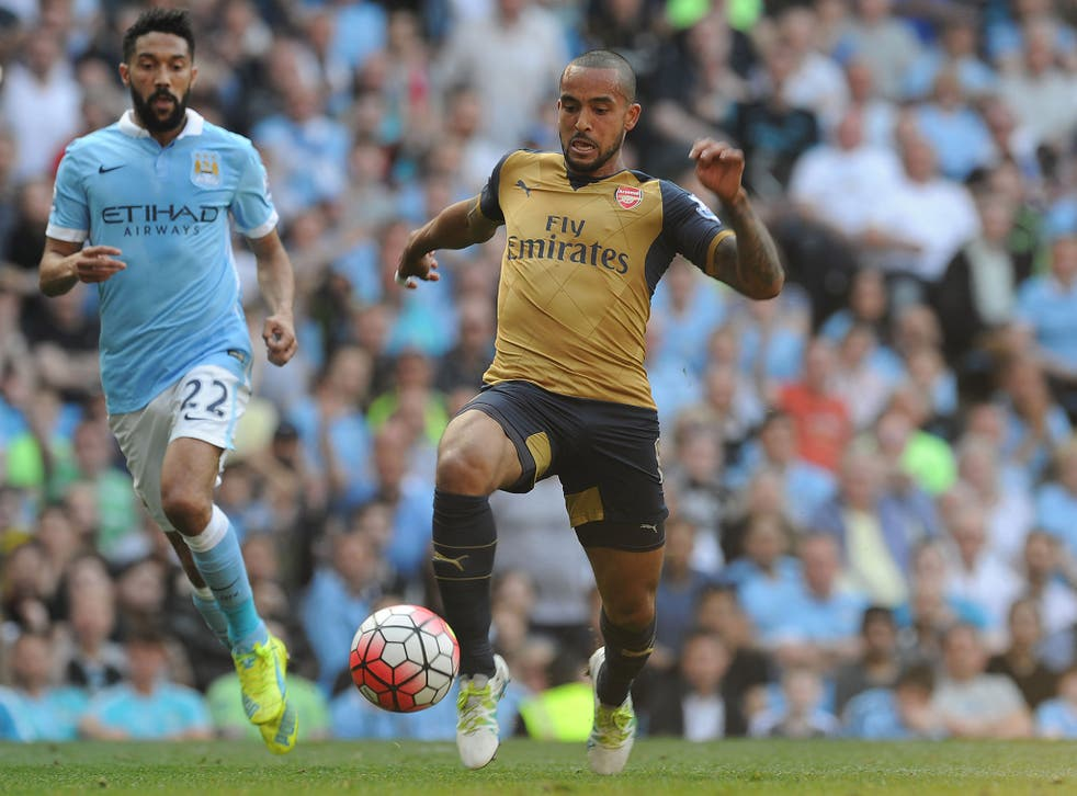 Arsenal forward Theo Walcott is said to be on the verge of moving to West Ham