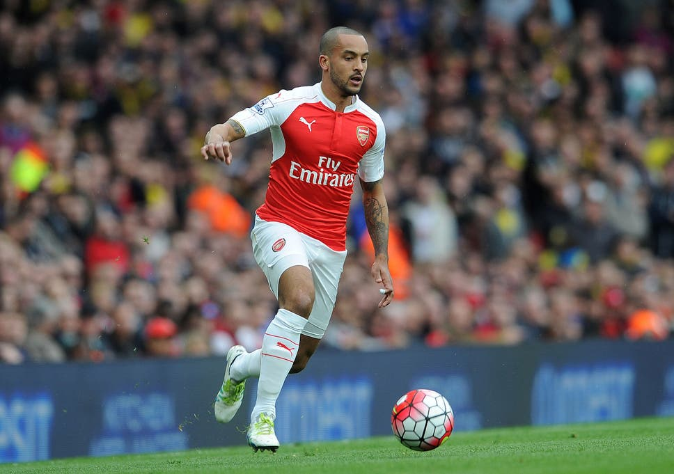 Theo Walcott Has Played Over 230 Times For Arsenal Over A 10 Year Period