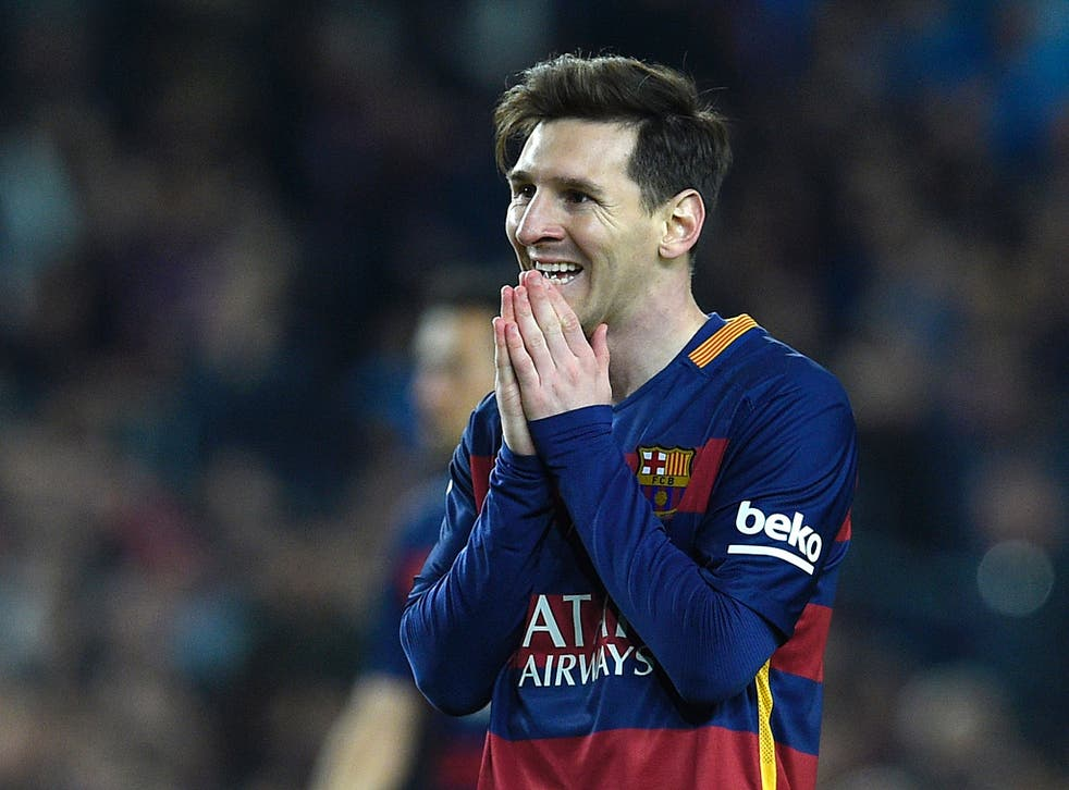 Lionel Messi has admitted Barcelona do not want Real Madrid to win the Champions League