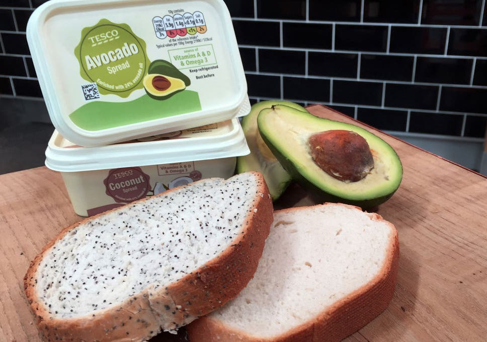 Tesco Launches Uks First Ever Avocado Spread The Independent