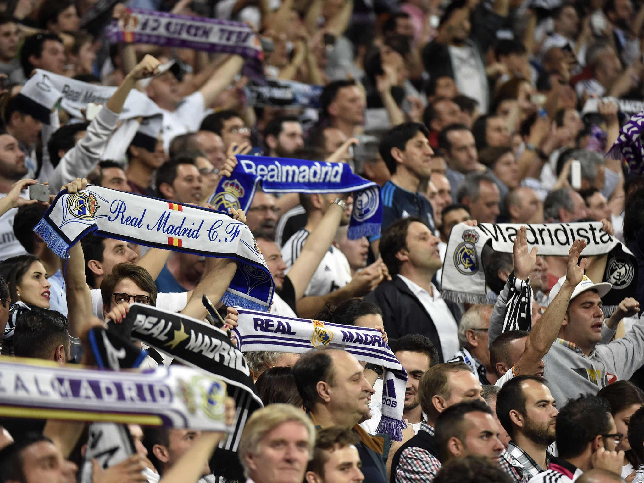 champions league final tickets real madrid to hold lottery in order to award their 19 550 ticket allocation to fans the independent