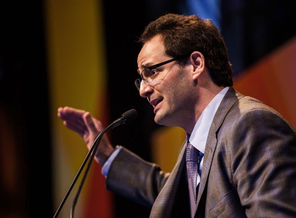 Zach Schreiber, founder of US hedge fund PointState Capital