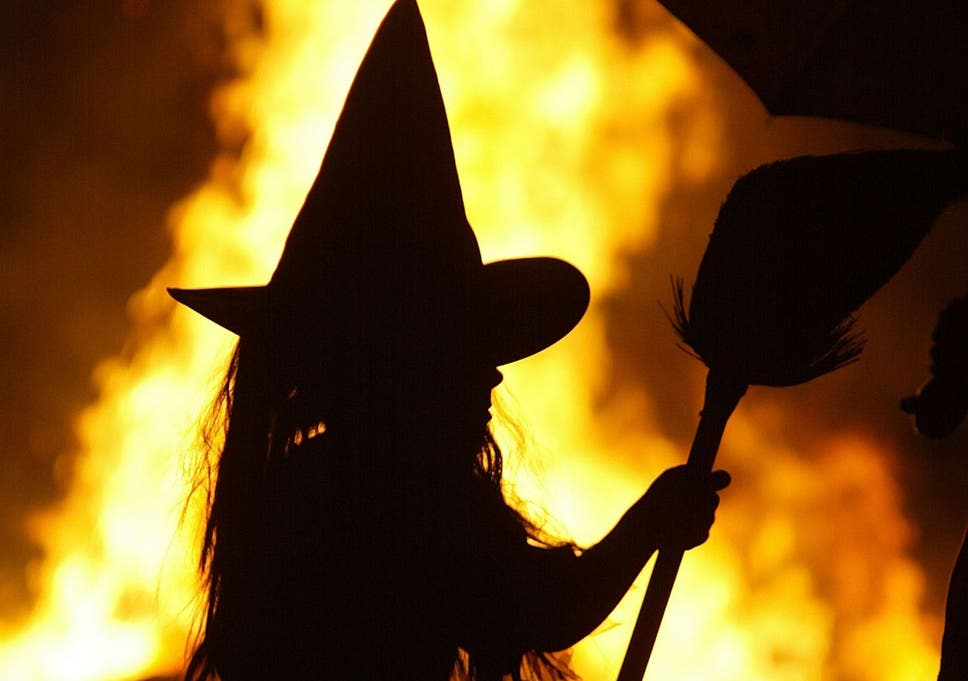 planning to dress up as a witch this halloween this is the gendered
