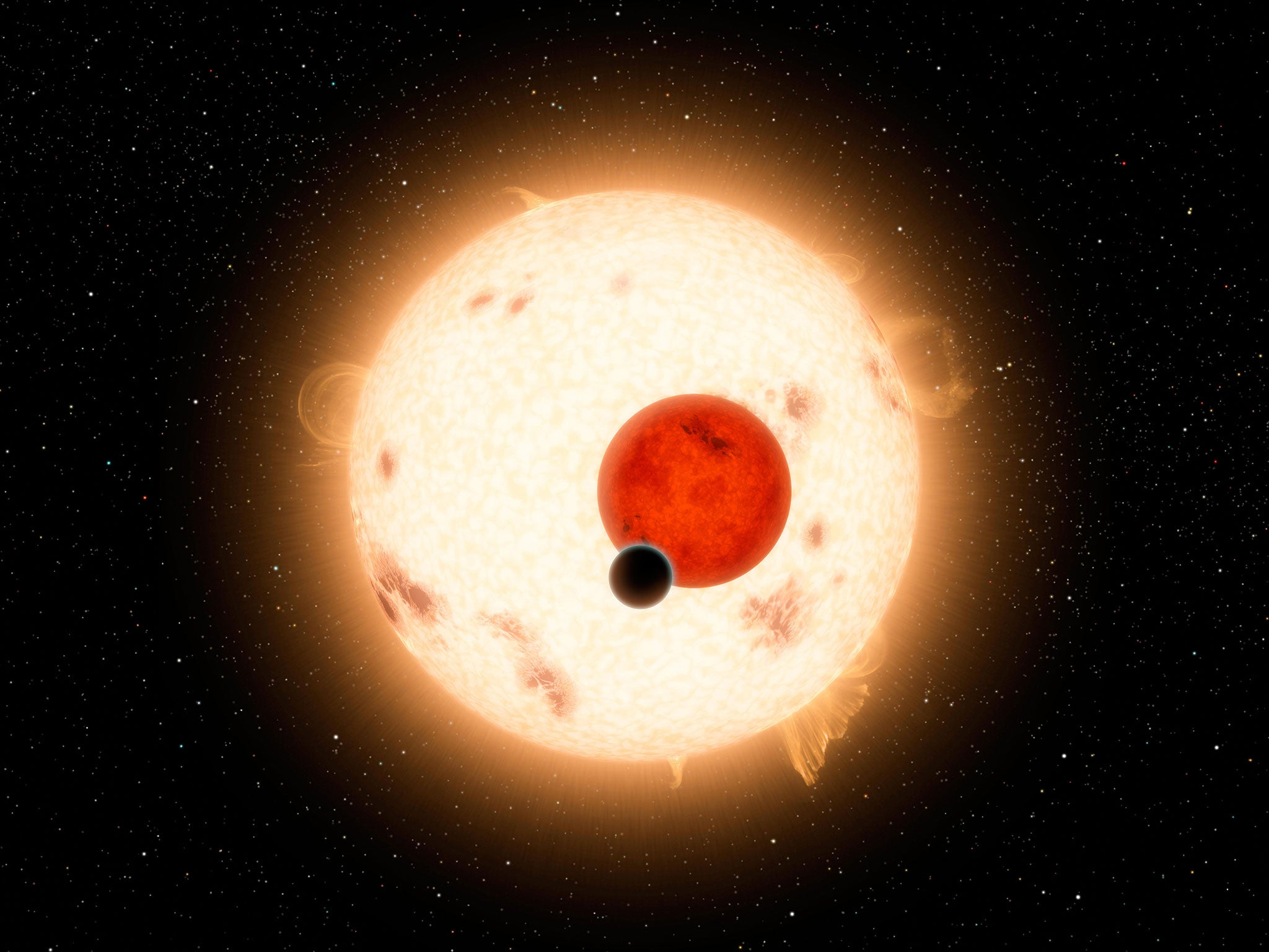picture NASA Has Just Discovered 1,284 New Planets