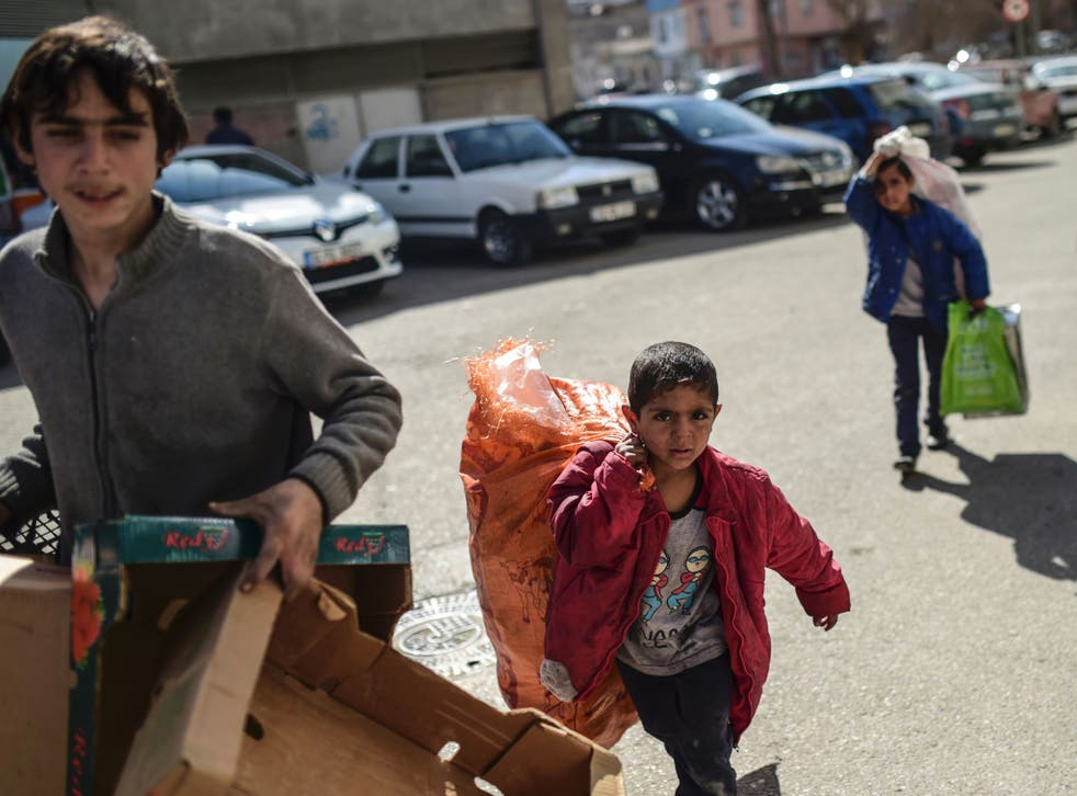 More than 400,000 people have died in the complex Syrian civil war, the UN estimates