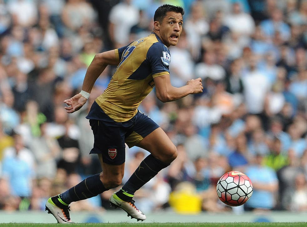 Alexis Sanchez is wanted by both Bayern Munich and Juventus
