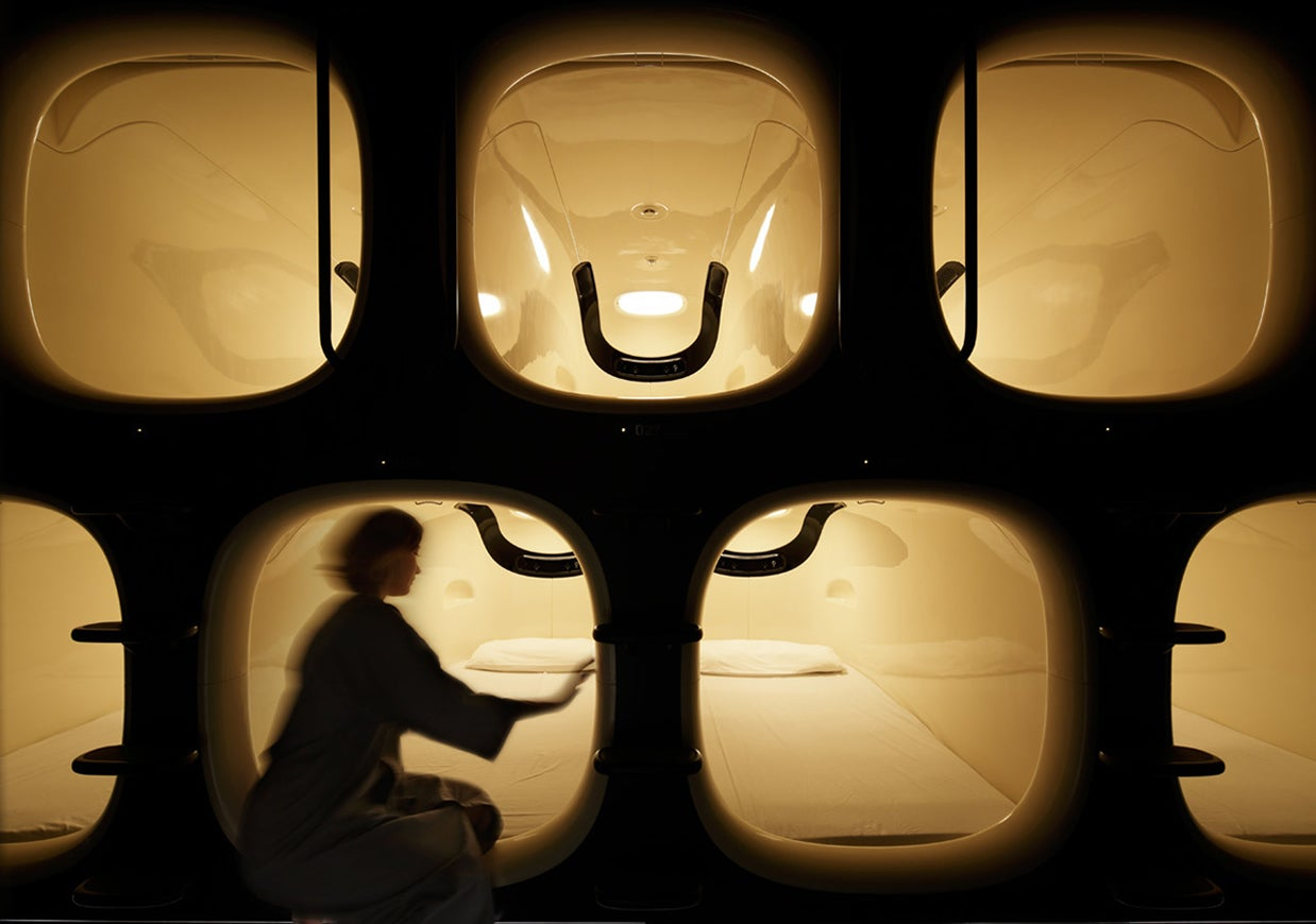 Room Design Apps Airport Sleeping Pods How To Snooze On A Stopover Between