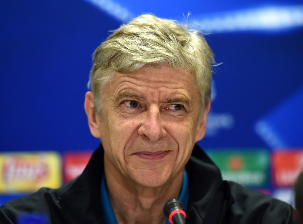 Arsenal have finished inside the top four in each of Arsene Wenger's 20 years in charge