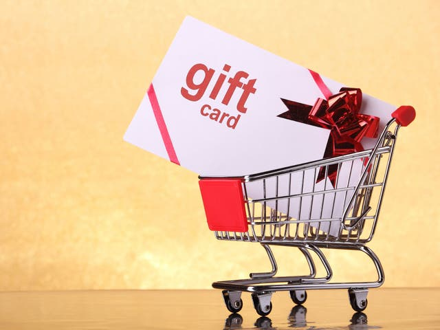 Gift cards remain stubbornly popular, with about £5.4bn sold a year