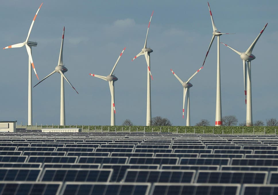 Developing World Invests More In Renewable Energy Than Rich