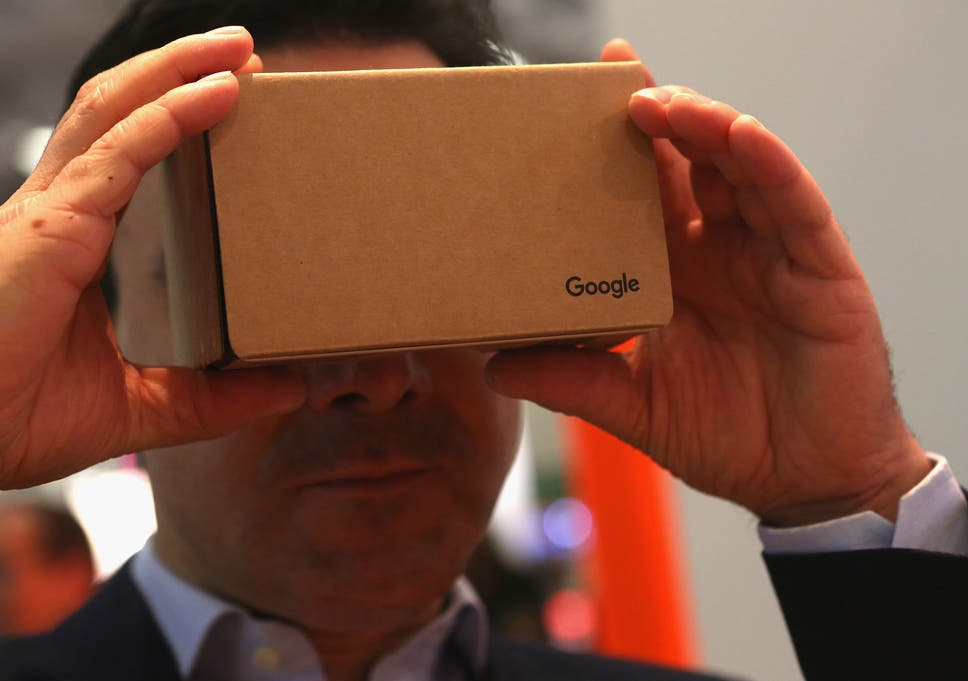 Google rumoured to unveil standalone 'Android VR' headset at I/O