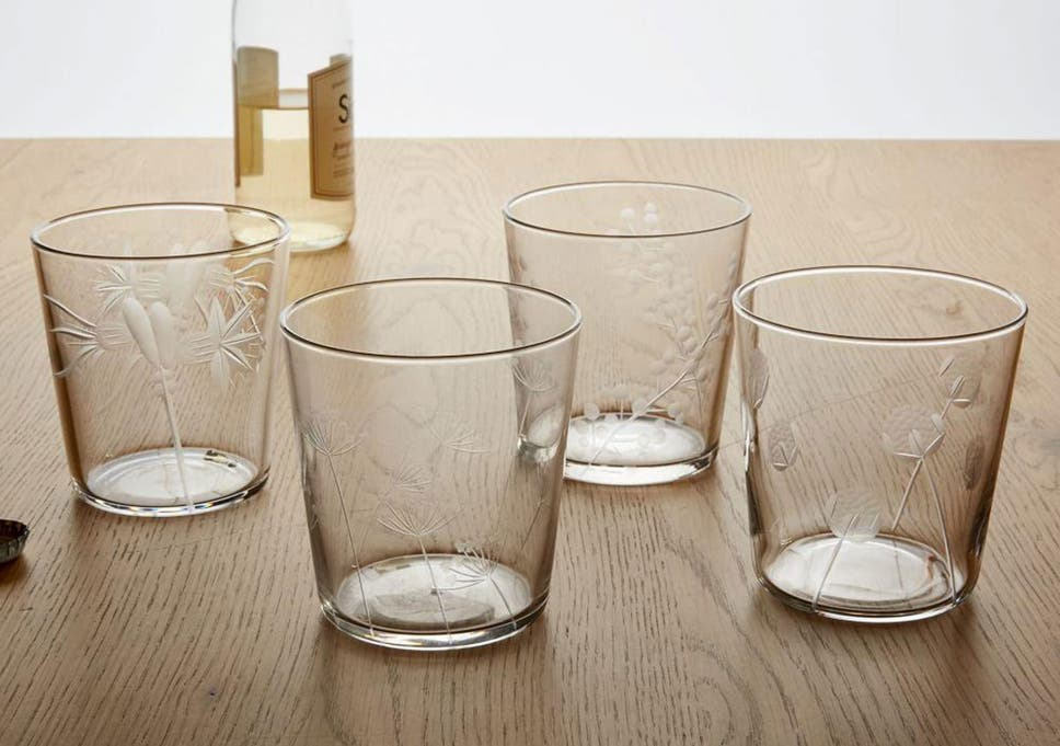 60d9463528d4 Drink in style this summer with this collection of design-led glasswear
