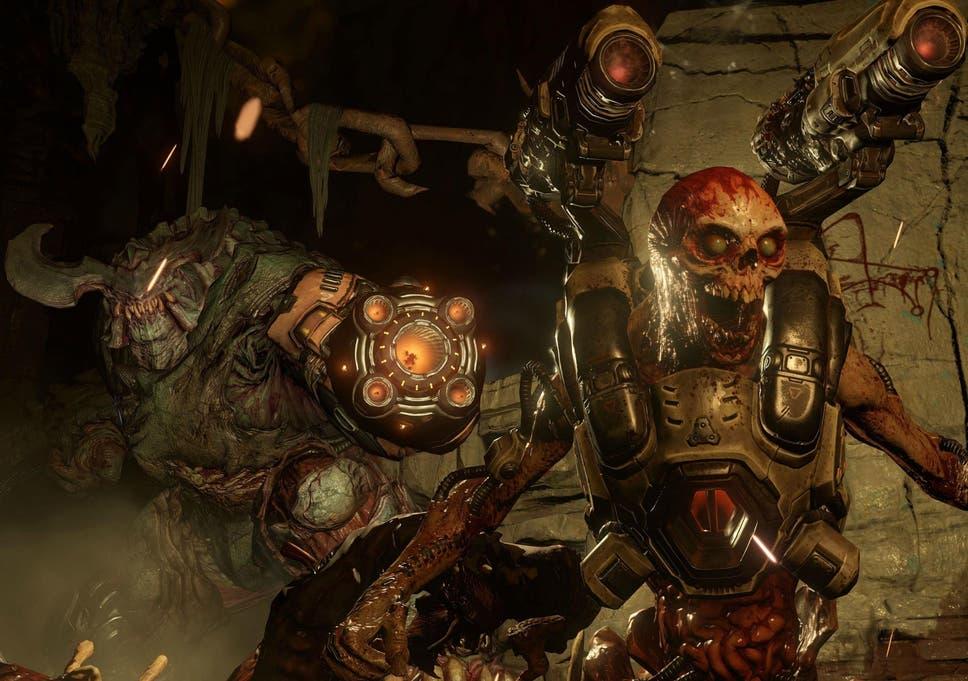 Image result for doom-warrior-screen-3