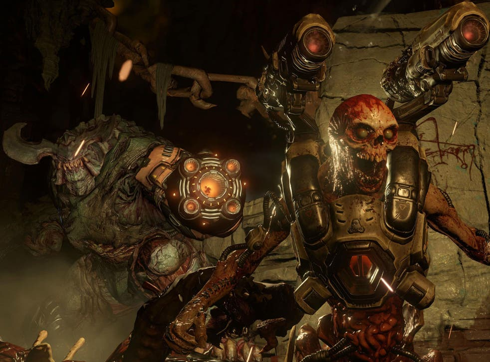 Doom will mainly appeal to existing fans but is such a fast, fun, bloody shooter it should also attract some new enthusiasts