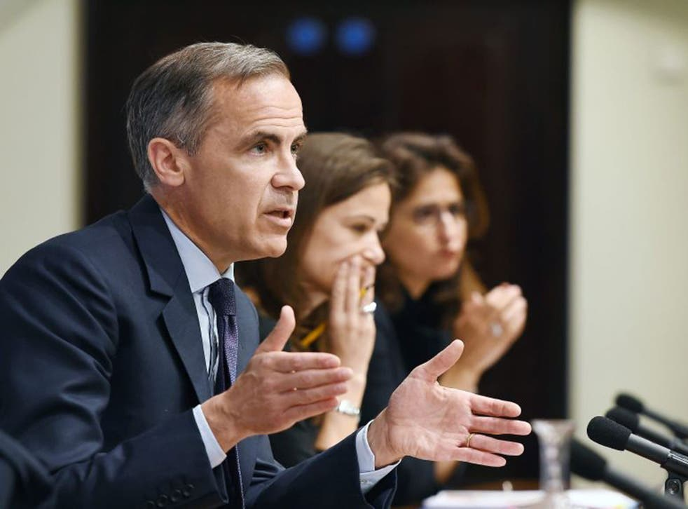 Mr Carney has insisted his economic warnings were independent of politics and Mr Jenkins has made 'numerous and substantial' misconceptions