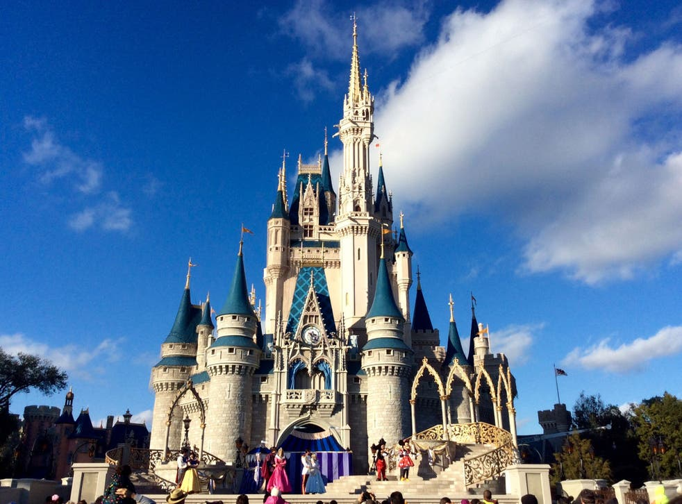 It costs thousands to fly a family to Disney World