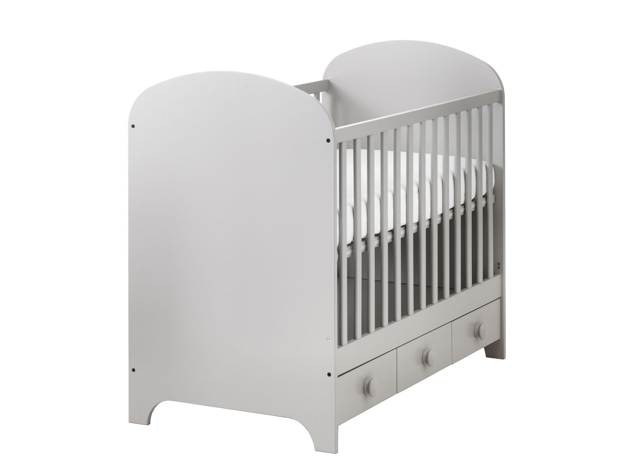 Baby Cots Uk 10 best baby beds the independent if youre brave enough to assemble your own ikea offers a range of affordable reliable cots among them is this traditional shaped cot with a sisterspd