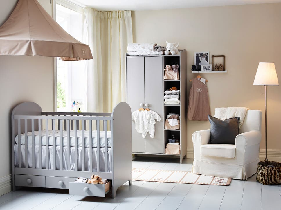 Kit Out The Nursery With A Space For Them To Sleep Soundly And Safely
