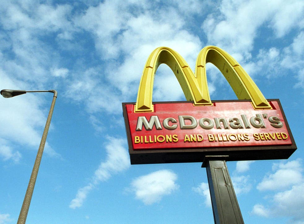 McDonald unveiled stronger-than-expect first-quarter results on Wednesday as the chain's all-day breakfast and a revamp of its iconic Big Mac burger boosted sales in the US by 1.7 per cent