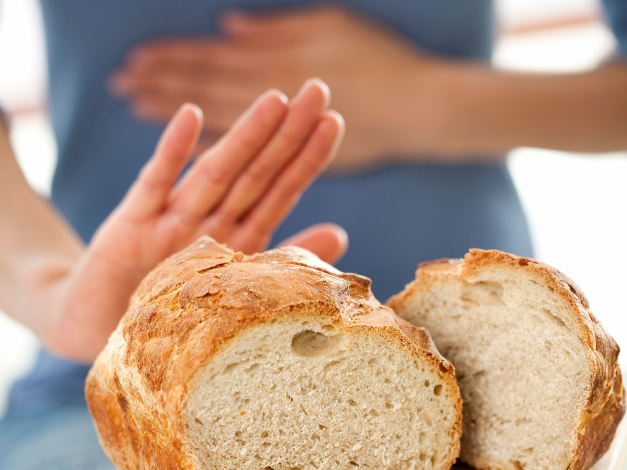 Is bread harmful